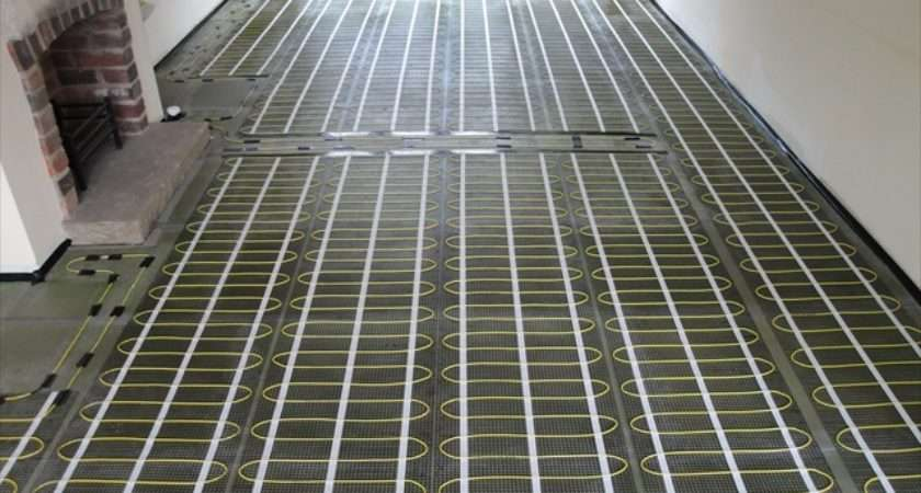Which Underfloor Heating Best Electric Water
