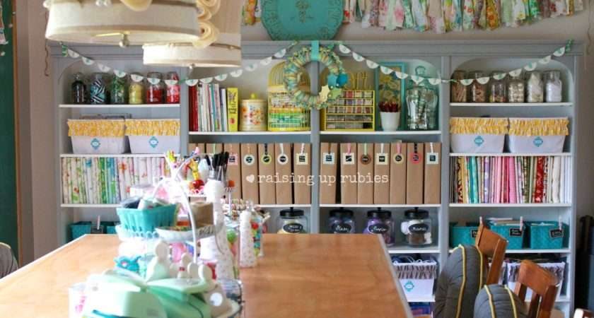 While Since Had Any Craft Room Blog