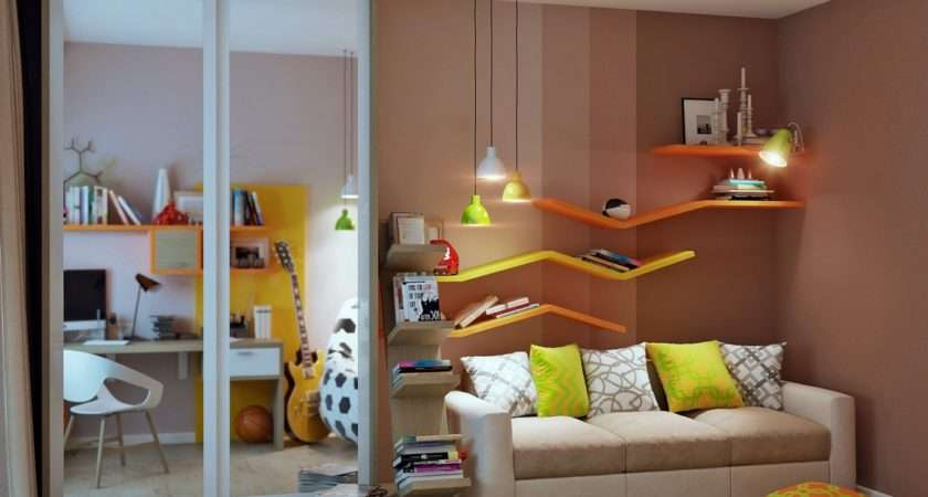 Whimsical Kids Rooms