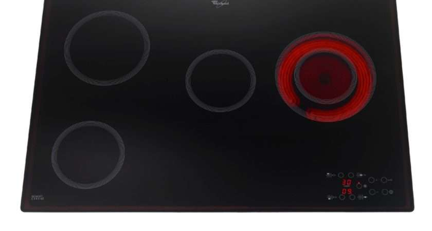 Whirlpool Akt Touch Control Ceramic Hob Best