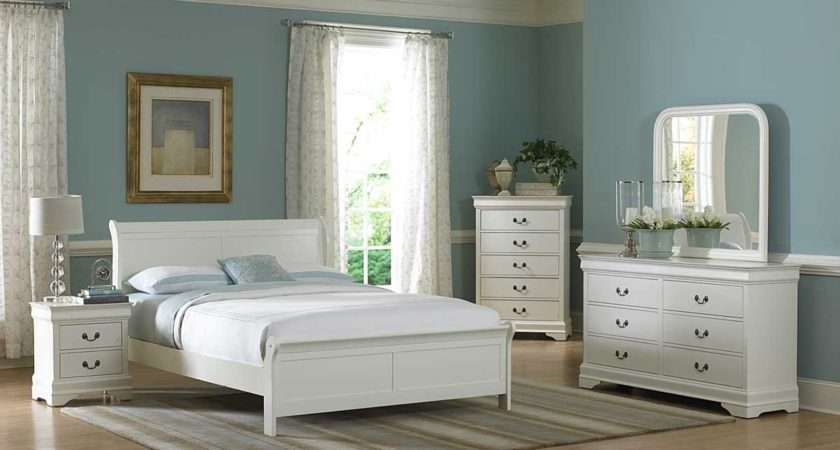 White Bedroom Furniture Raya