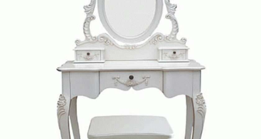White Dressing Table Dunelm Toulouse
