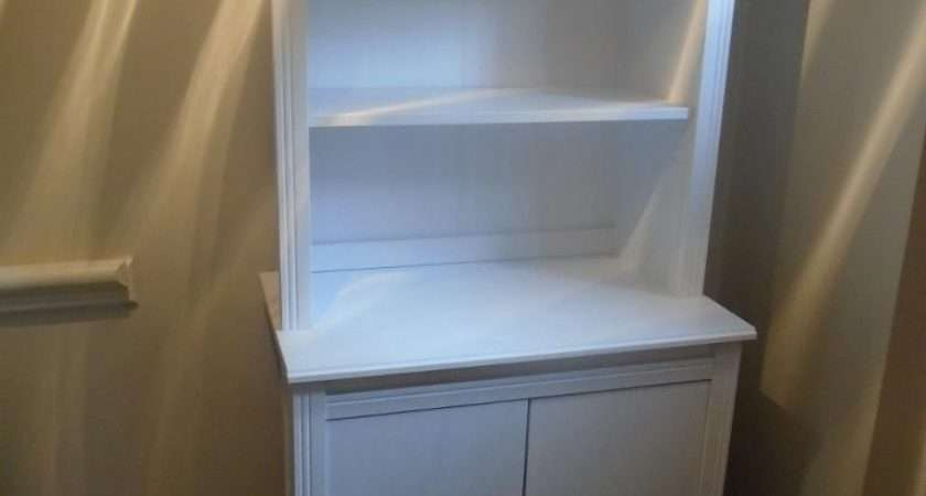 White Kitchen Dresser Unit Tewstwo