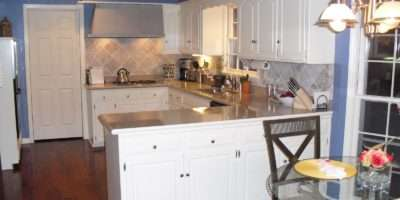 White Kitchens Dark Floors Top Lemon Theme Kitchen Decor