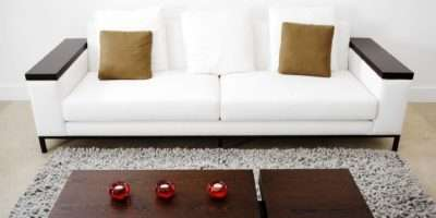White Leather Sofa Sectionals Decobizz