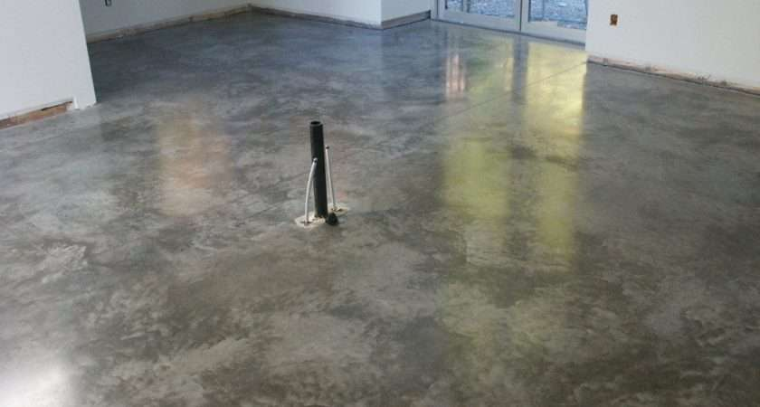 Why Polished Concrete Floor Better Than Others Flooring