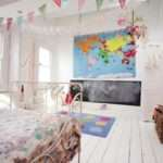 Wicker Stitch Quirky Decorating Little Girls Bedroom