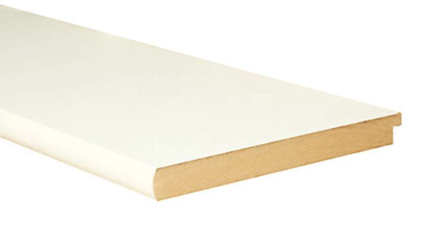 Wickes Primed Bullnose Mdf Window Board