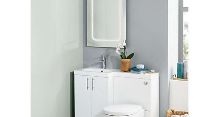 Wickes Shaped Vanity Unit Basin
