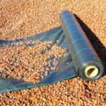Wide Heavy Duty Woven Weed Control Fabric