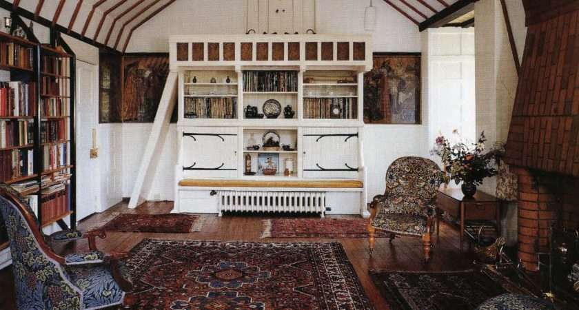 William Morris Red House Interior
