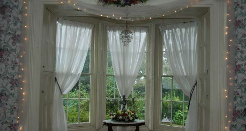Window Dressing Bay Windows Ideas