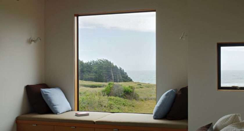 Window Nooks Framing Spectacular Views