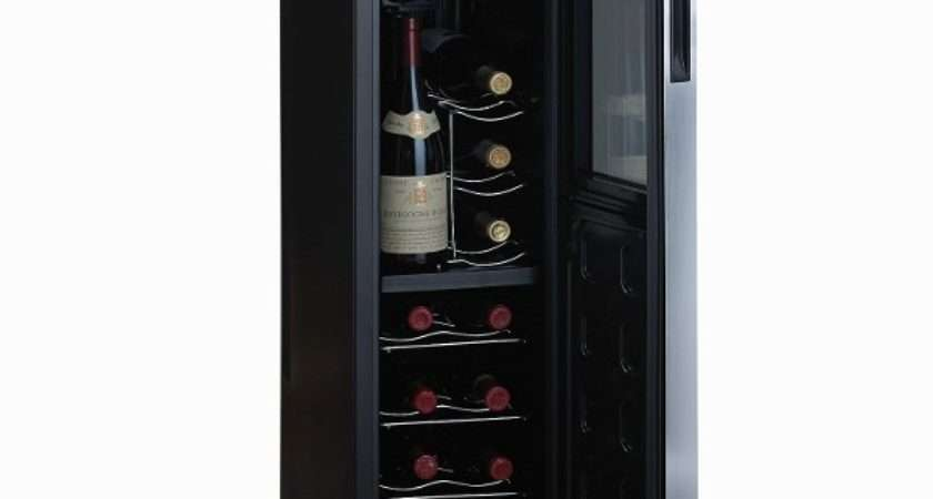 Wine Enthusiast Silent Bottle Dual Zone