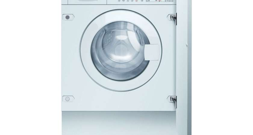 Wkd Integrated Washer Dryer Rpm