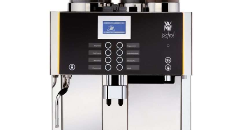 Wmf Bistro Bean Cup Coffee Machine Beanmachines