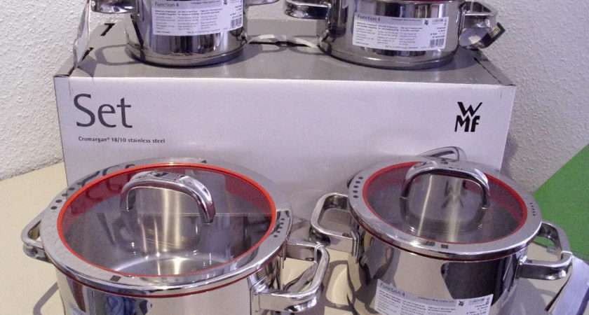 Wmf Saucepan Function Suitable Induction Hobs Stainless