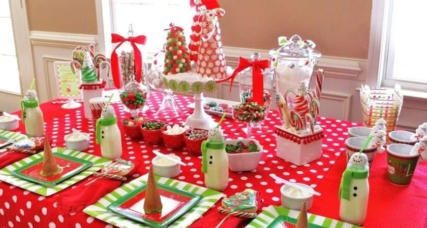 Wonderful Christmas Table Decorating Ideas Your