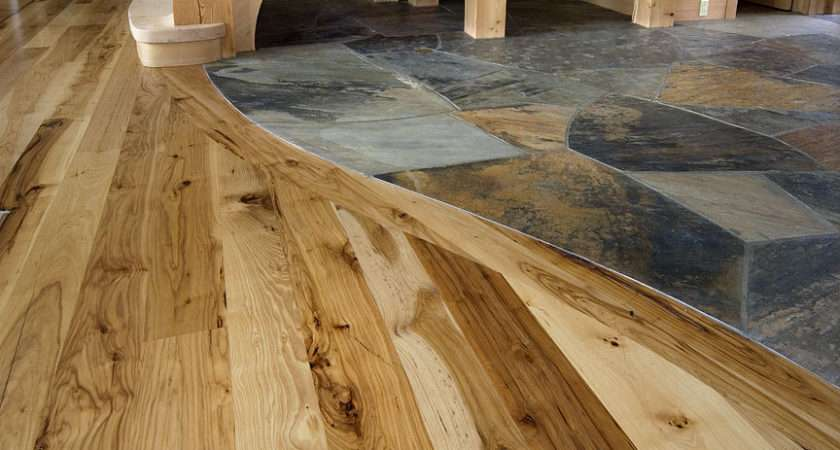 Wonderful Creative Design Tile Wood Floor