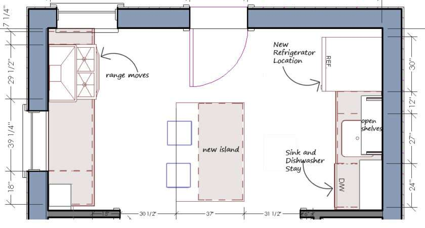 Wonderful Kitchen Layout Plans Totally Comfortable