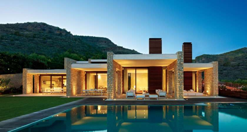 Wonderful Modern Home Completed Valencia Based