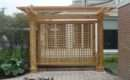 Wonderful Screening Simple Accents Trellis Also