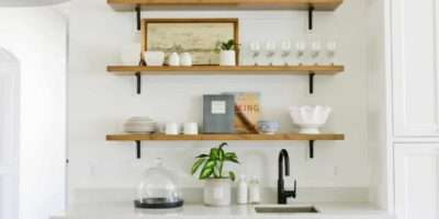 Wood Floating Shelves Nifty Wooden Shelf