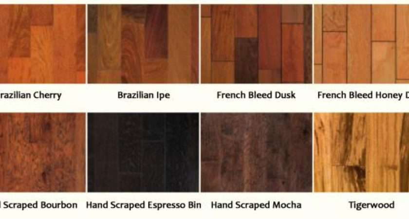 Wood Flooring Species Comparison Gurus Floor