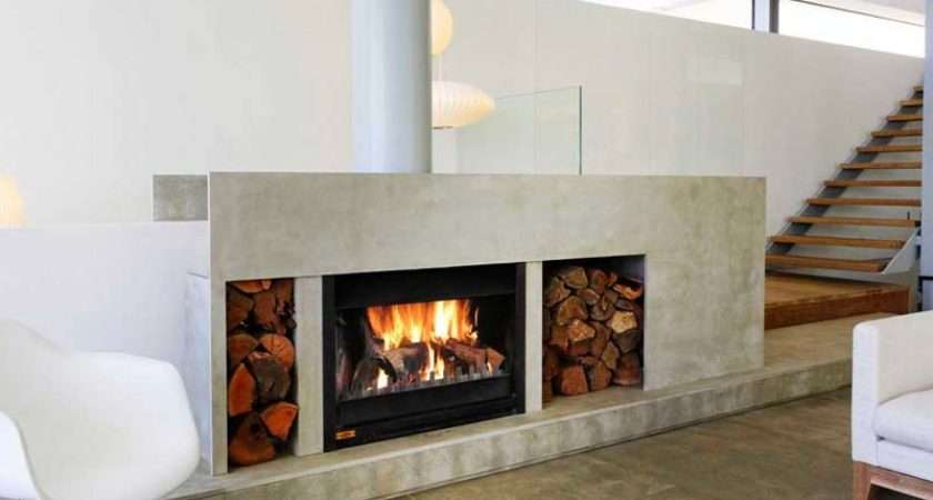 Wood Heating French Fireplaces Open Fireplace