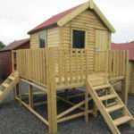 Wood Sheds Playhouses Cork Limerick