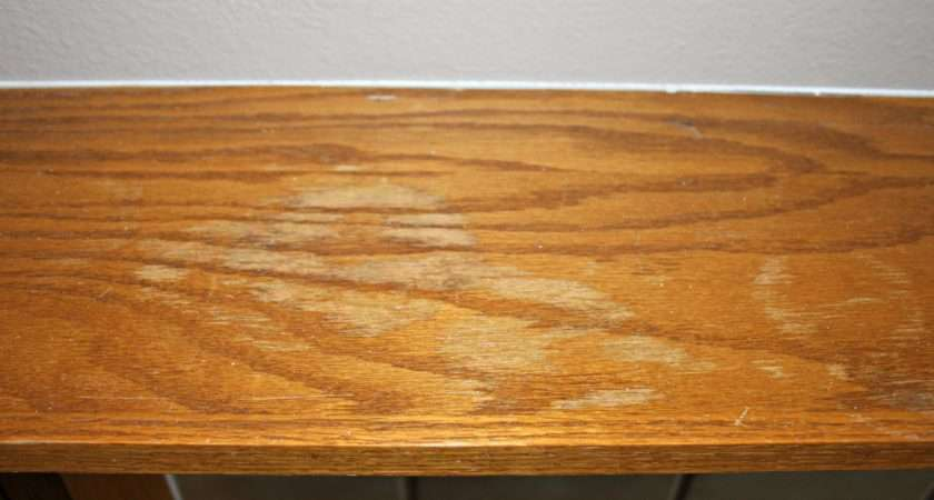 Wood Stain Bleach Removing New