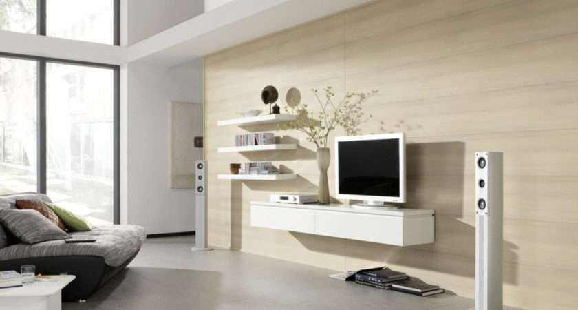 Wood Stand Wall Unit Designs Newhairstylesformen