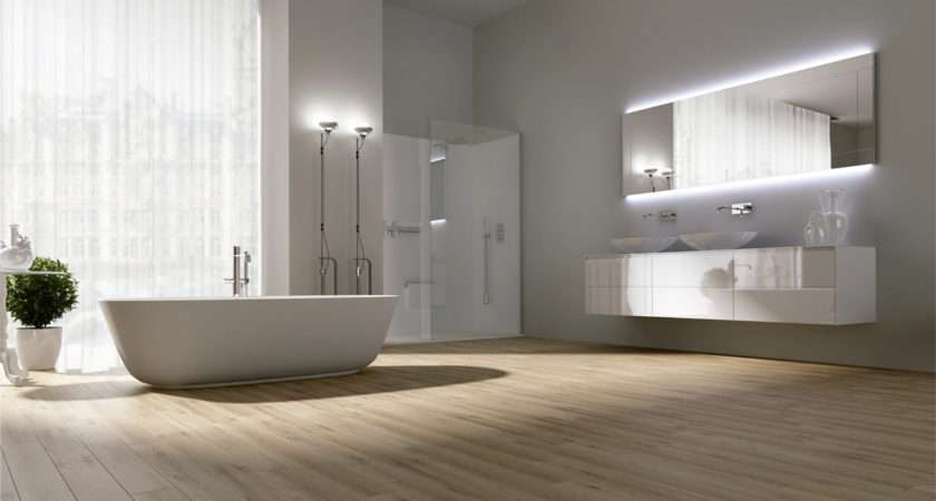 Wooden Bathroom Floors Inmyinterior