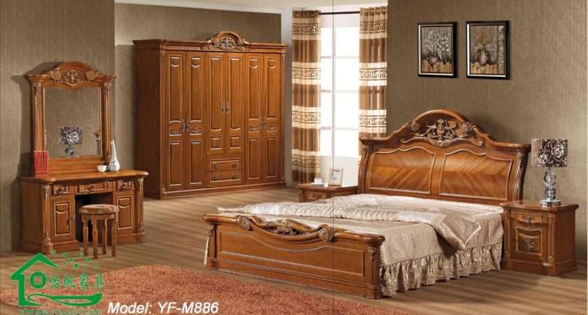 Wooden Bedroom Furniture Galleria