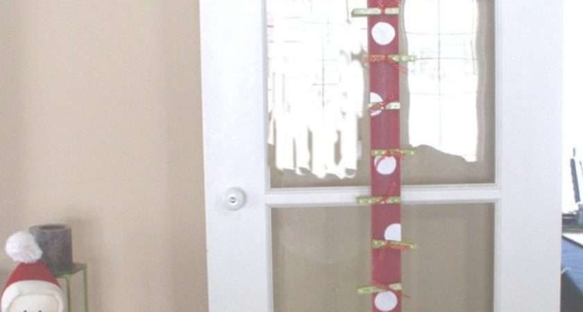 Wooden Christmas Card Display Holder