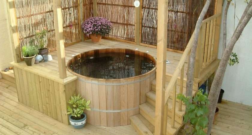 Wooden Hot Tubs Tub Accessories Riviera