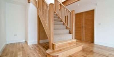 Wooden Staircase Ideas Spice Your Interior Design