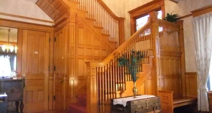 Wooden Victorian Staircase Staircases
