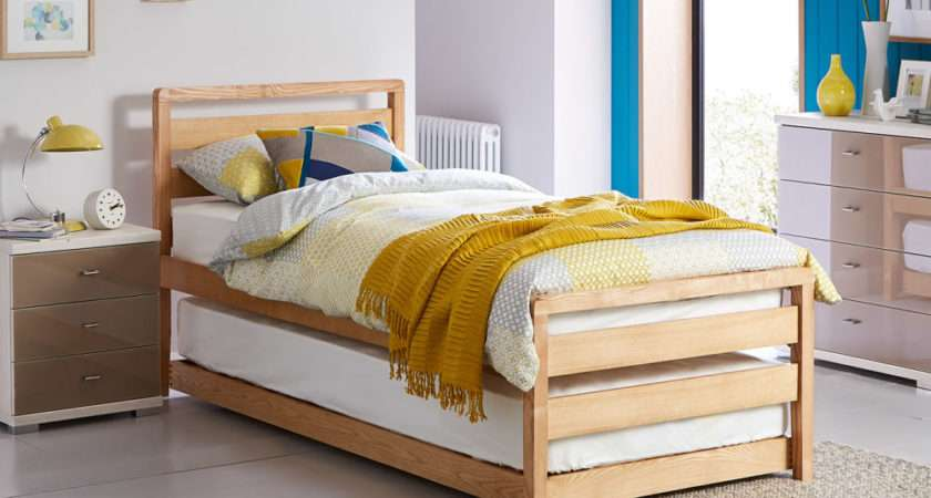 Woodstock Wooden Bed Frame Guest Dreams