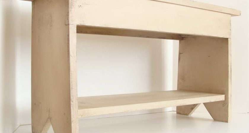 Woodworking Small Entryway Bench Plans Pdf