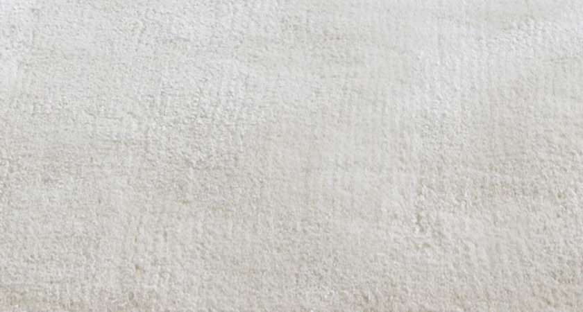 Wool Rugs Asiatic Aran Plain Rug Ivory