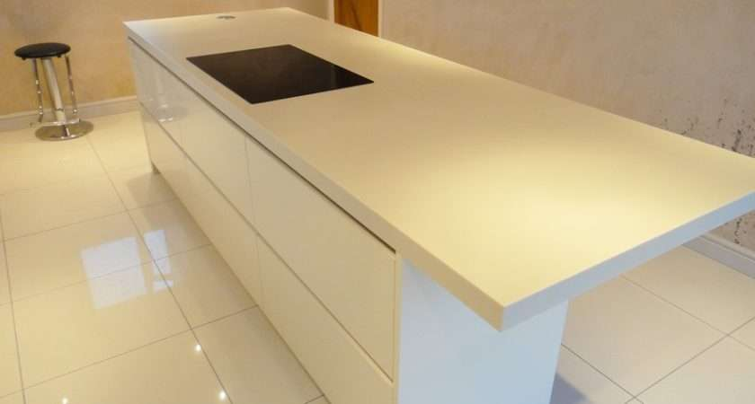 Worktops Corian Installed Party Invitations