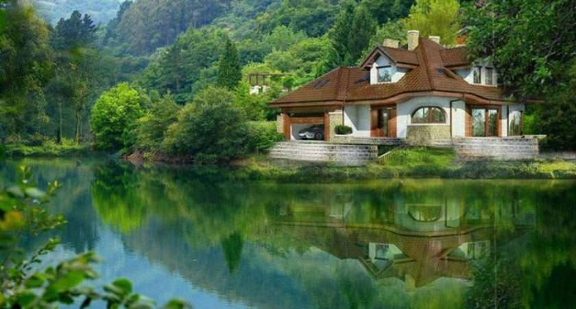 World Most Beautiful Homes Photos