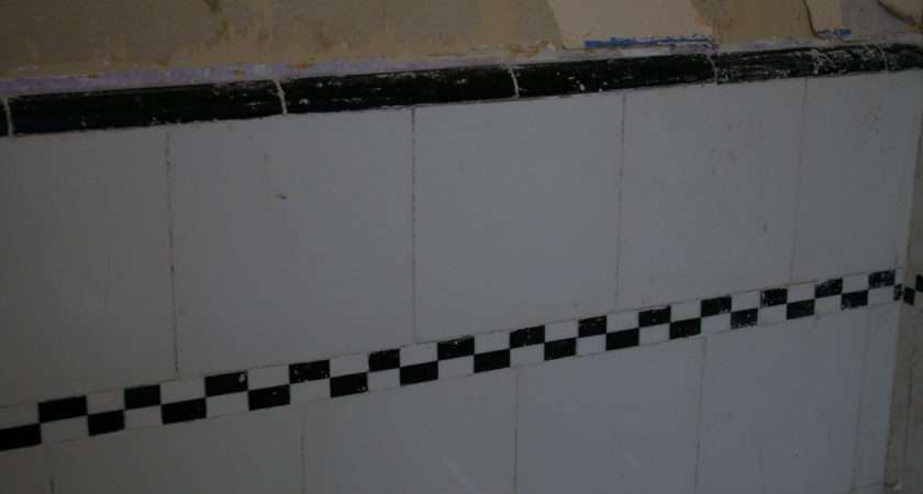 Worse Wear But Really Pretty Lovely Bathroom Tiles