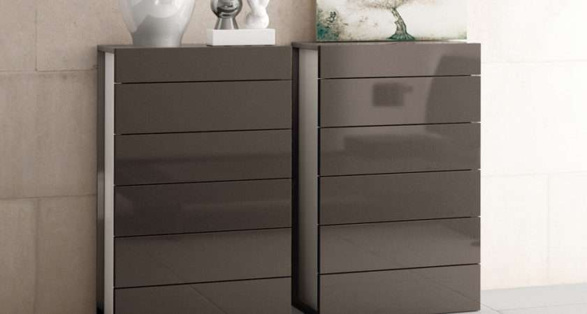 Wrap Chest Drawers Contemporary Modern