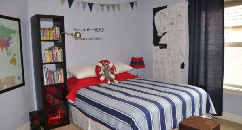 Year Old Boy Room Ideas Design Decoration