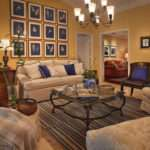 Yellow Blue Living Room Home Sweet Pinterest