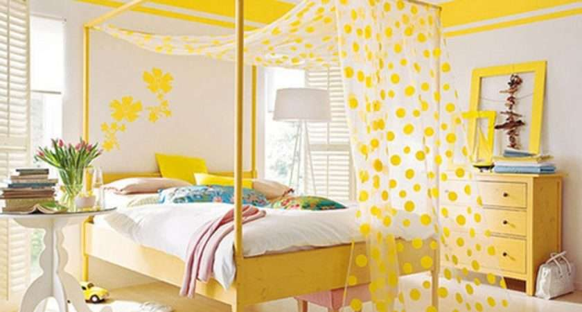 Yellow Color Feng Shui Your Bedroom Decorative
