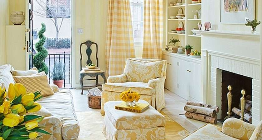 Yellow Living Room Ideas Trendy Modern Inspirations