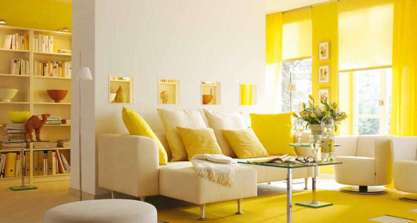 Yellow Room Interior Inspiration Rooms Your